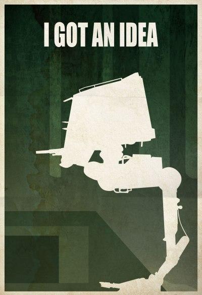 Star Wars Jason Christman Poster #9