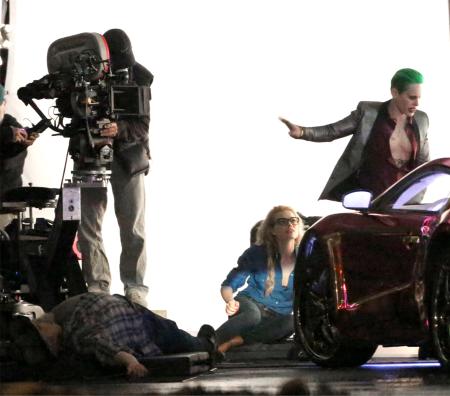 Suicide Squad Joker Images #12