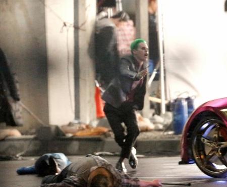 Suicide Squad Joker Images #13