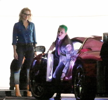 Suicide Squad Joker Images #2
