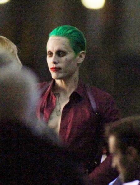 Suicide Squad Joker Images #3
