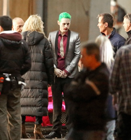 Suicide Squad Joker Images #9