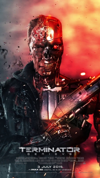 Terminator Genisys Poster #3