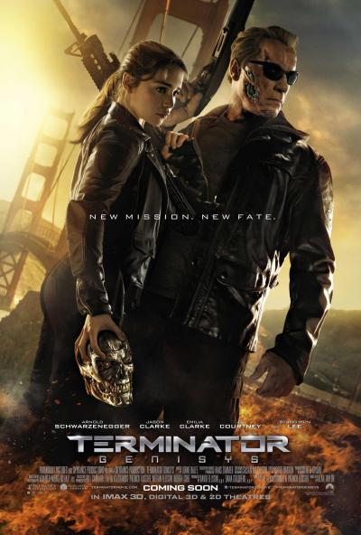 Terminator Genisys Poster #5