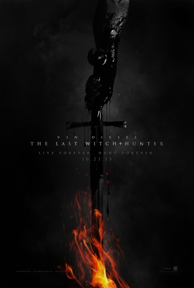 The Last Witch Hunter Poster #1