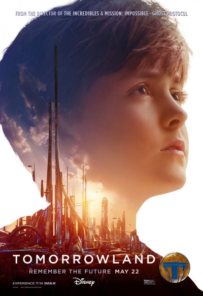 Tomorrowland Poster #10