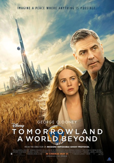 Tomorrowland Poster #6