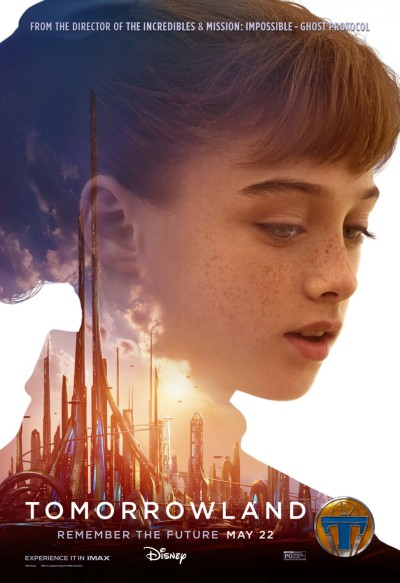 Tomorrowland Poster #7