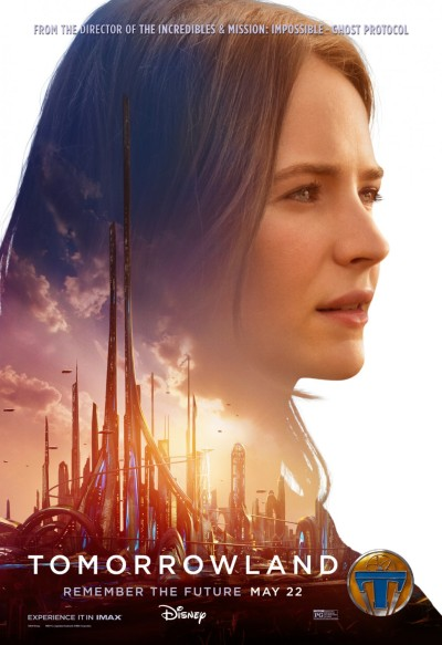 Tomorrowland Poster #8