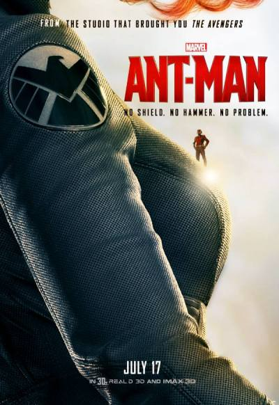 Ant-Man Fan Poster 2
