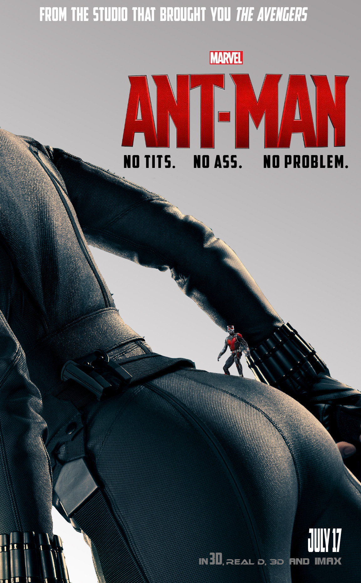 ant man character postersreggie 39 s take com