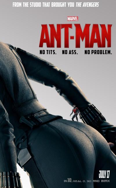 Ant-Man Fan Poster