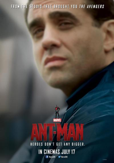 Ant-Man Poster #11 UK