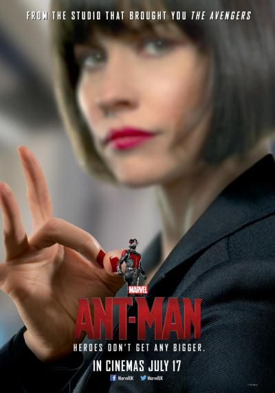 Ant-Man Poster #13 UK