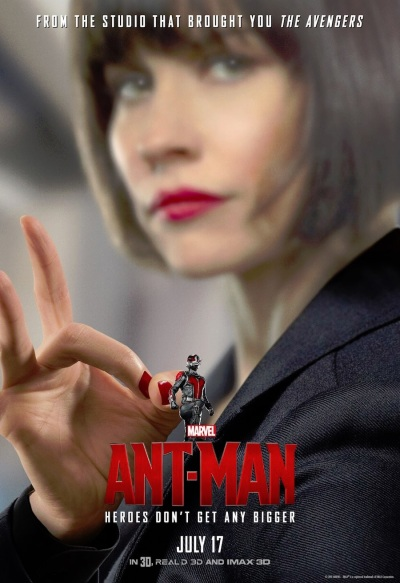 Ant-Man Poster #13