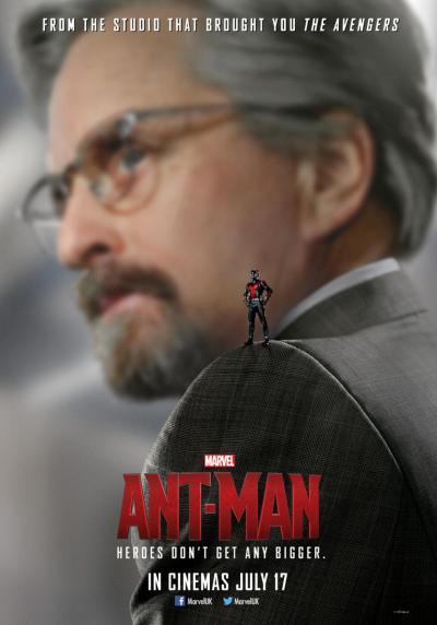 Ant-Man Poster #14 UK
