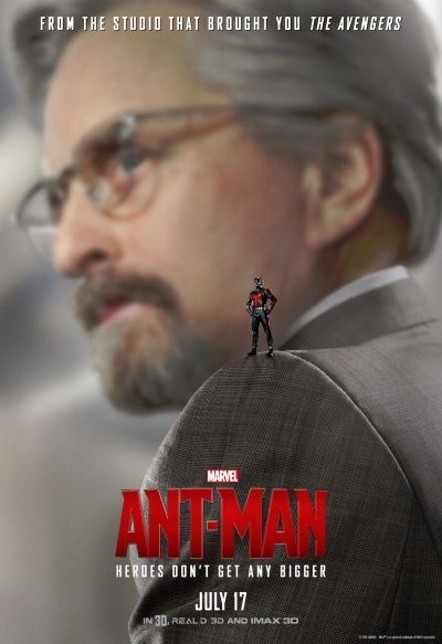 Ant-Man Poster #14