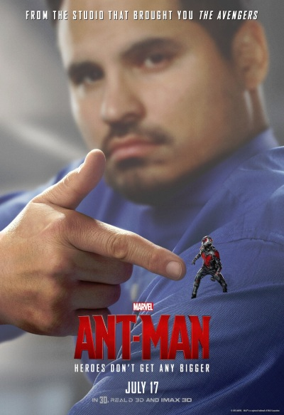 Ant-Man Poster #15