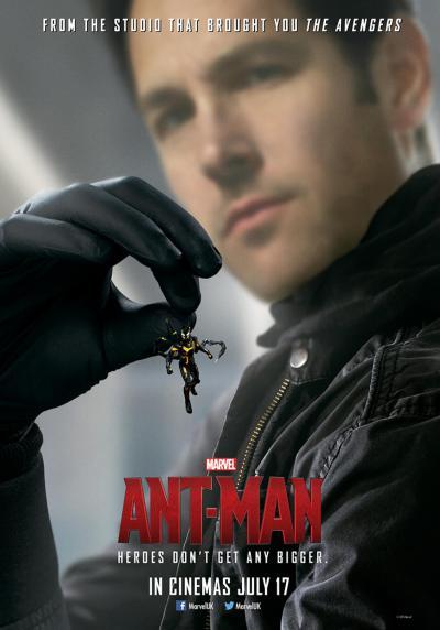 Ant-Man Poster #16 UK