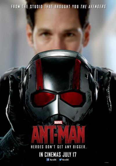Ant-Man Poster #17 UK