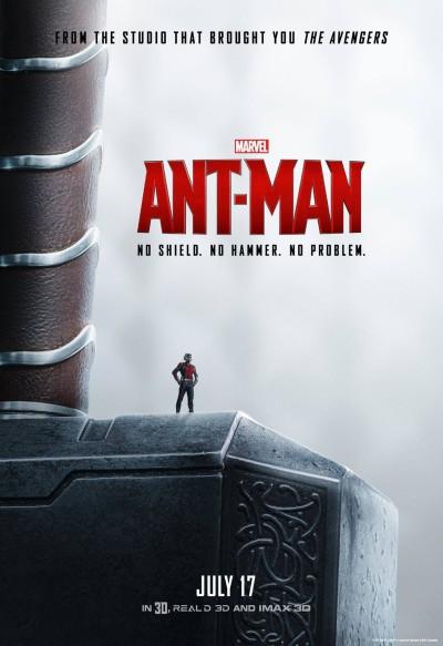 Ant-Man Poster #6