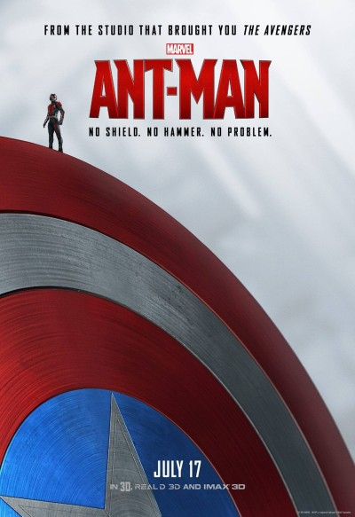 Ant-Man Poster #7