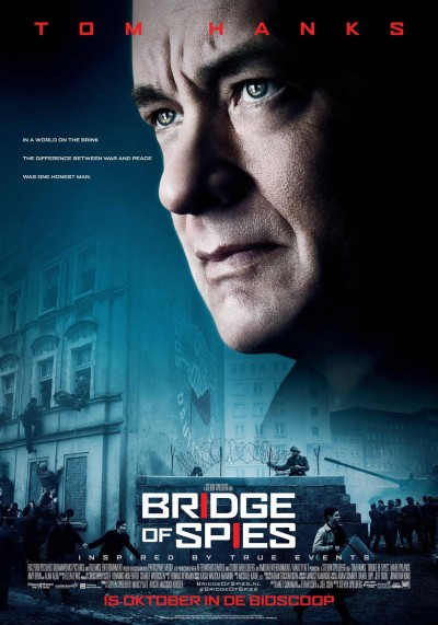 Bridge of Spies Poster #2