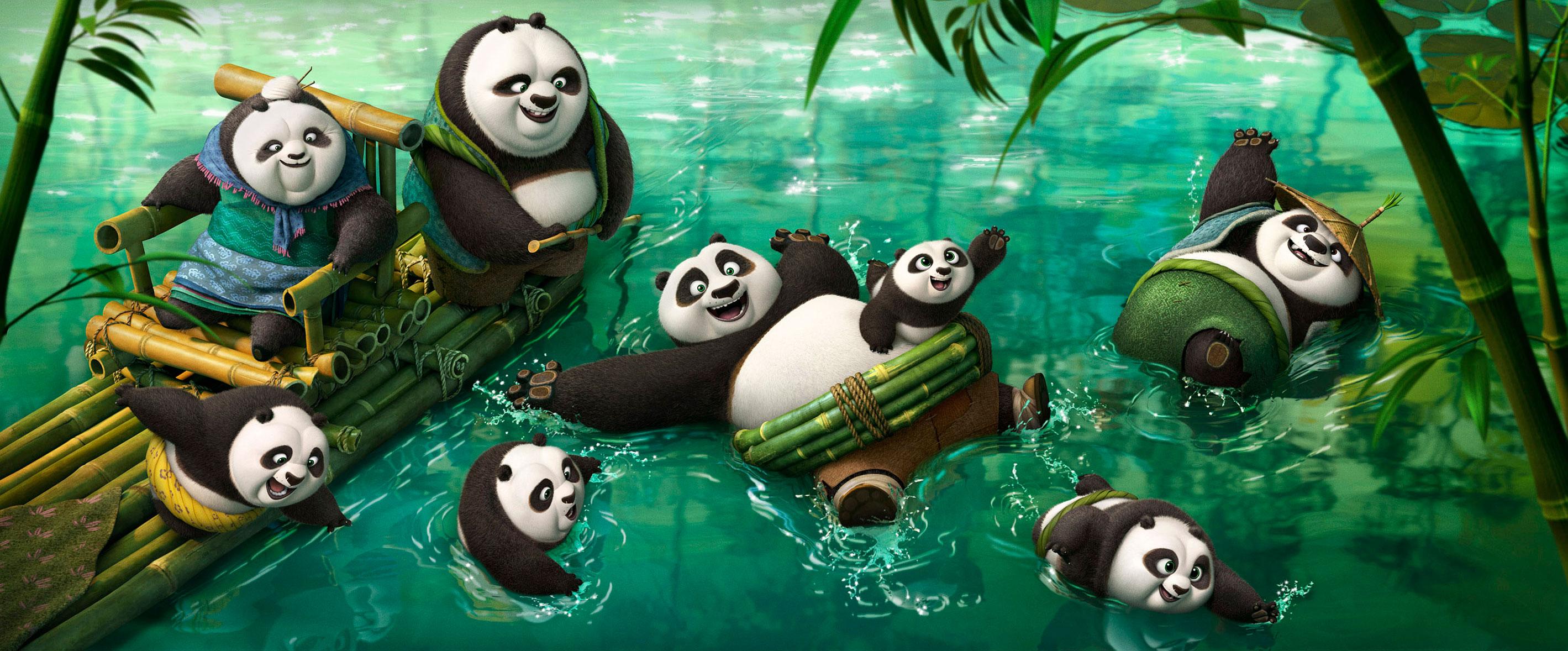 Kung Fu Panda 3 – First Trailer Revealed