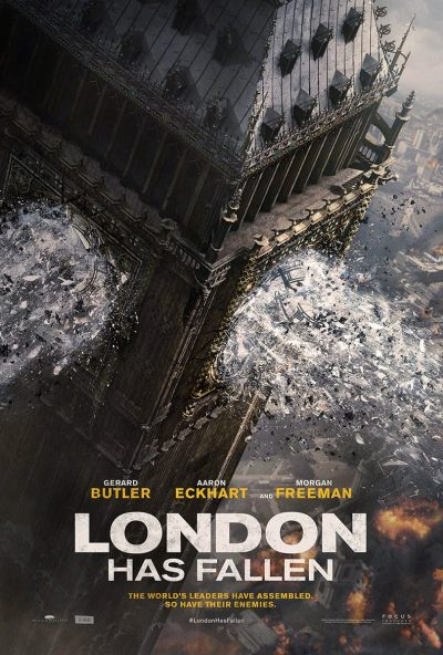 London Has Fallen Poster #1
