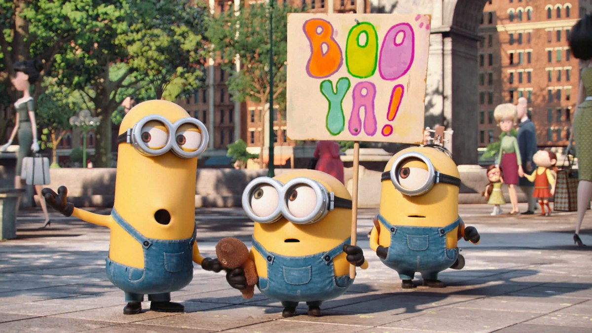 Minions - New Images