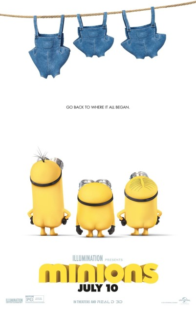 Minions Poster #4