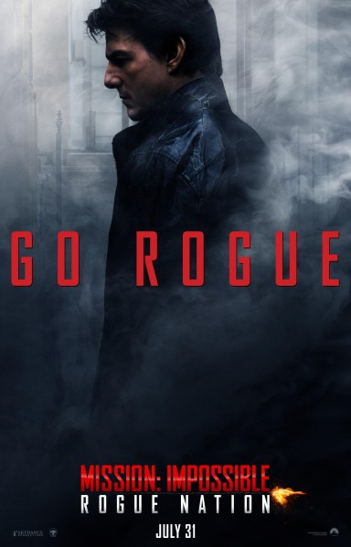 Mission Impossible Rogue Nation Poster #2