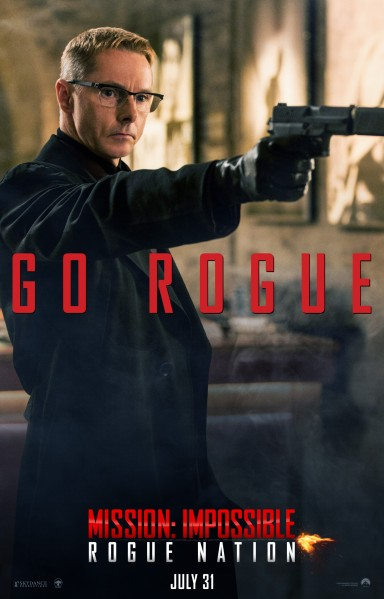 Mission Impossible Rogue Nation Poster #6