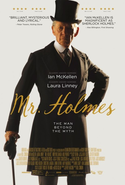 Mr. Holmes Poster #2