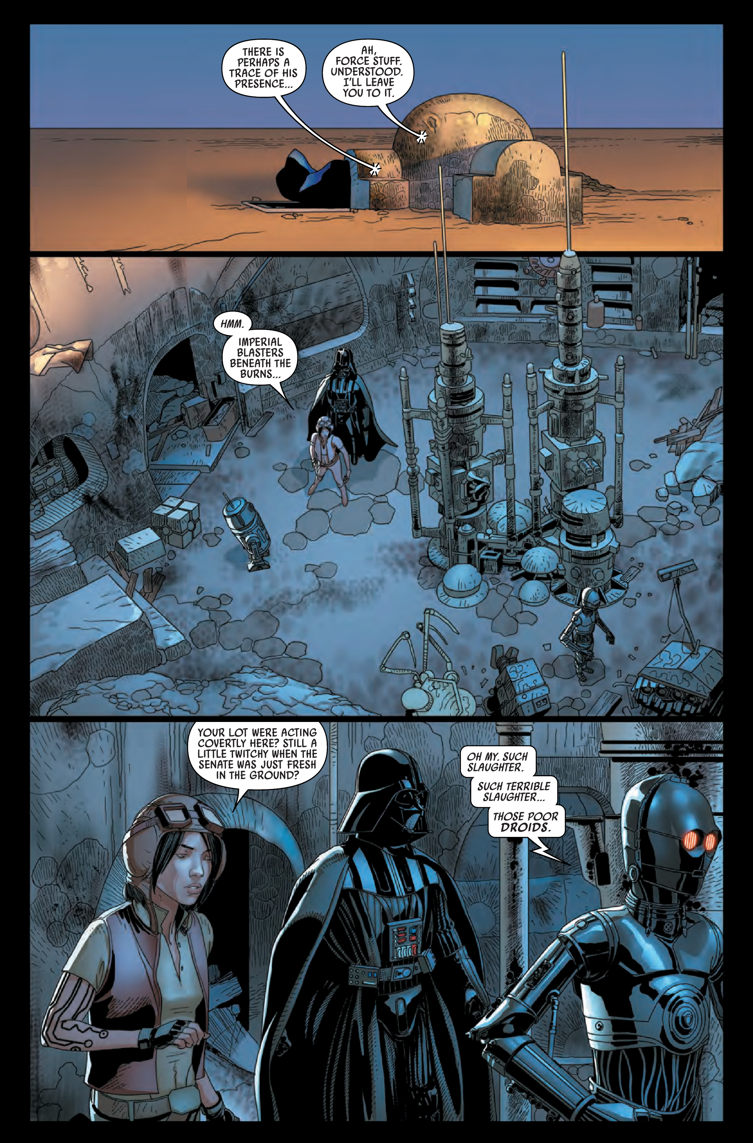Star Wars 7 Darth Vader