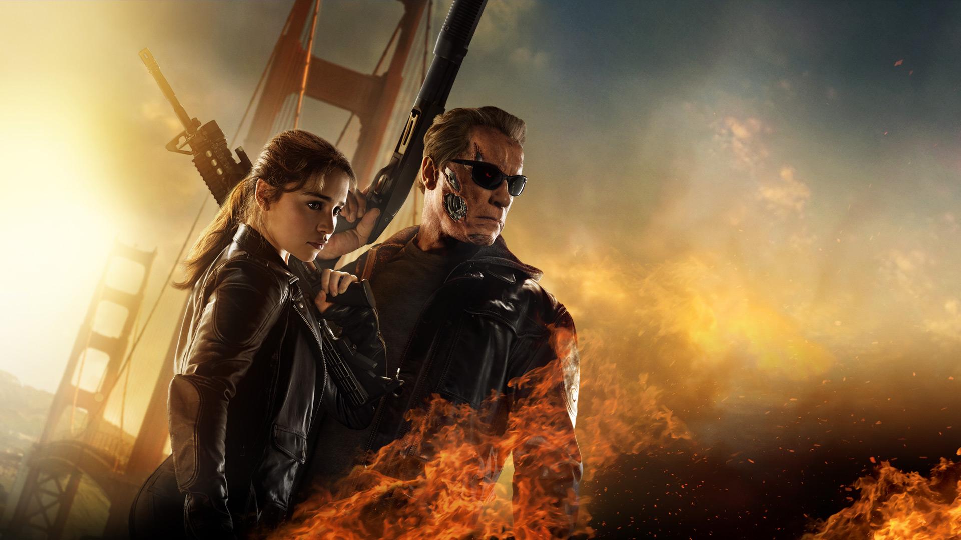 Terminator: Genisys Images