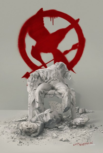 The Hunger Games Mockingjay Part 2 Poster #3
