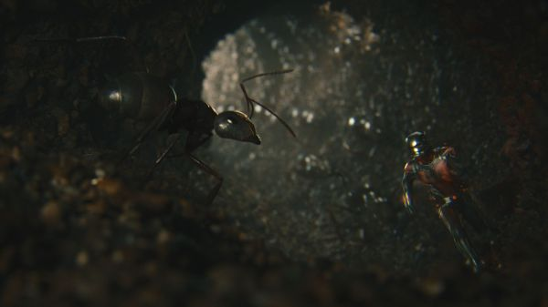 Ant-Man Movie Images #14