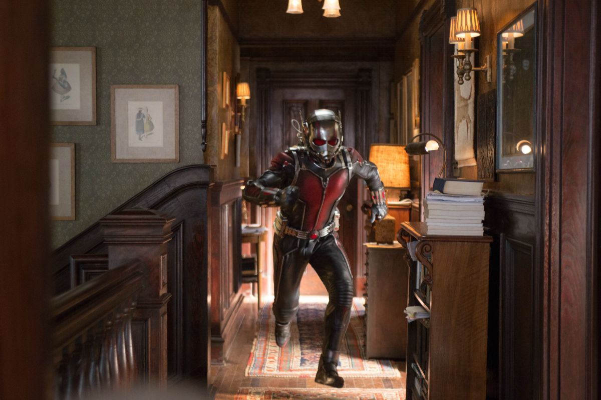Ant-Man Newest Images & Spoiler