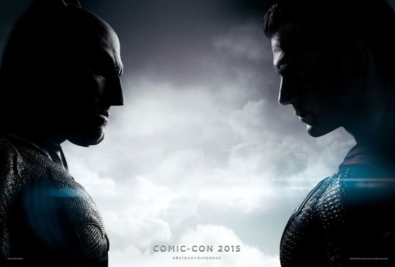 Batman v Superman Dawn of Justice Poster #3