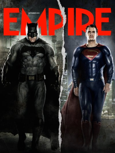 Batman v Superman Empire Image