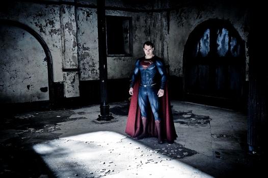 Batman v Superman Image B