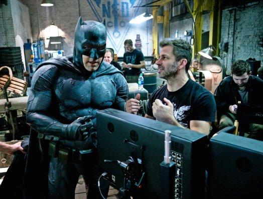 Batman v Superman Image D