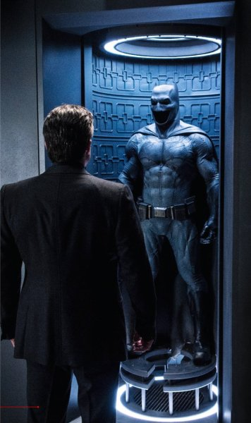 Batman v Superman Image I