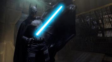 Batman vs Darth Vader Image 1