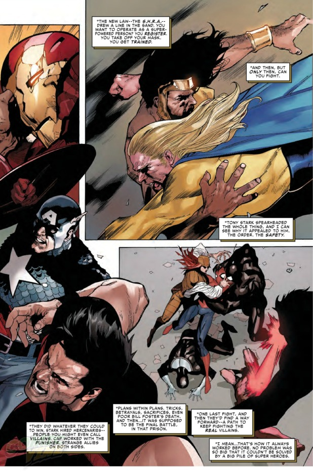 Civil War #1 Page 4