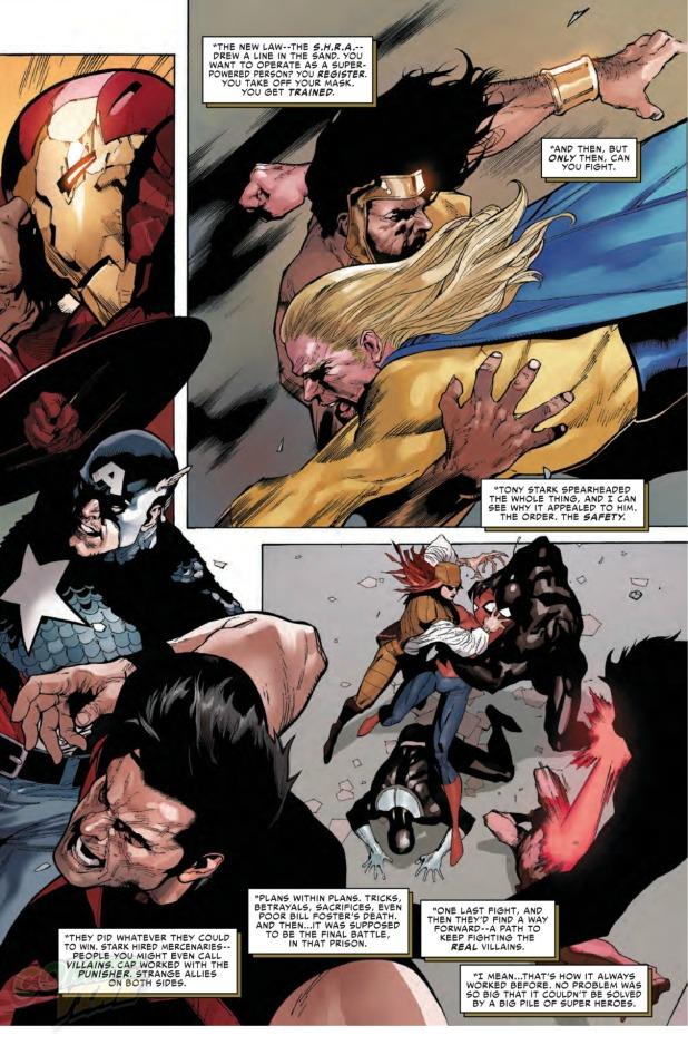 Civil War #1 Page 4