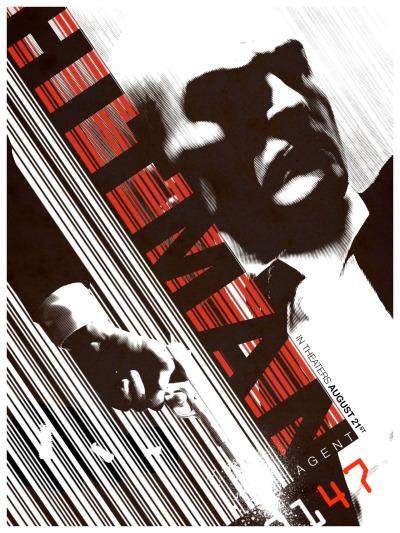 Hitman Agent 47 Alternate Poster #1