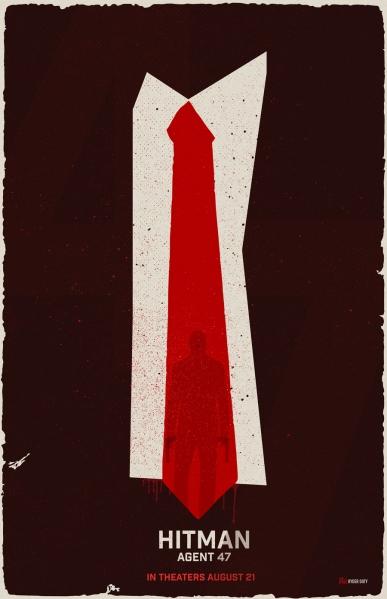 Hitman Agent 47 Alternate Poster #3