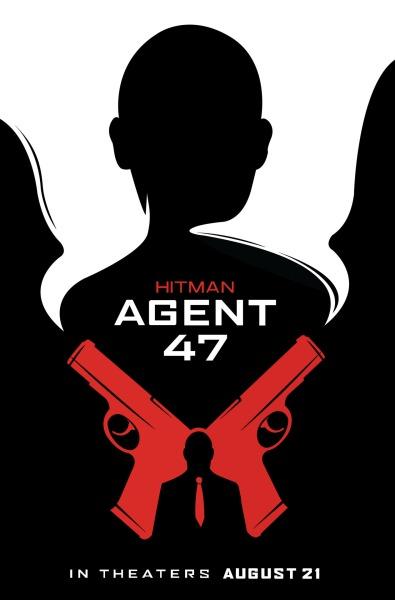Hitman Agent 47 Alternate Poster #4